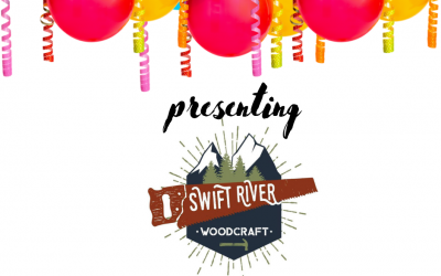 Swift River Woodcraft has gone live!